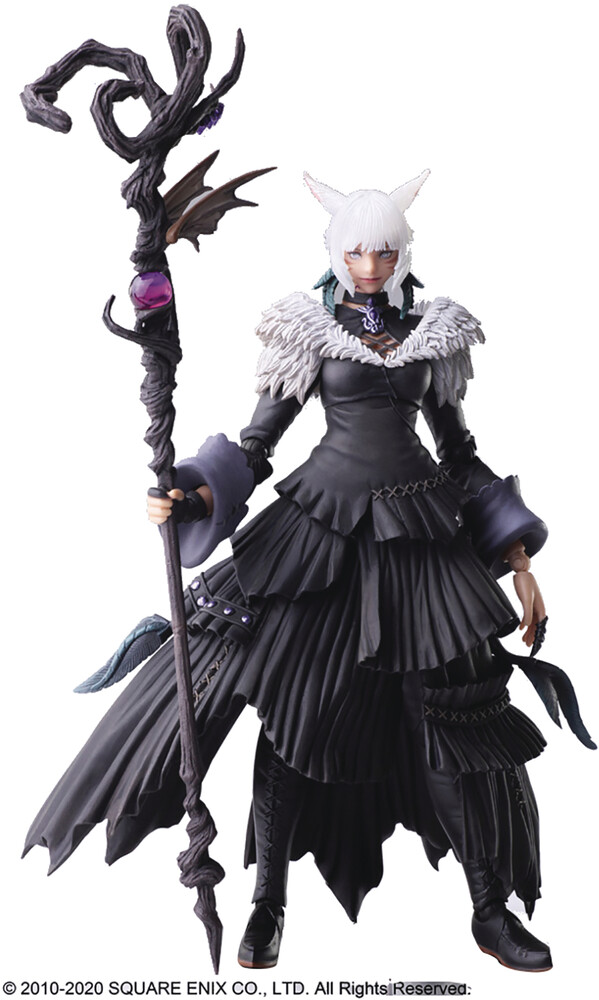 Square Enix - Square Enix - Final Fantasy XIV Bring Arts Yshtola Action Figure