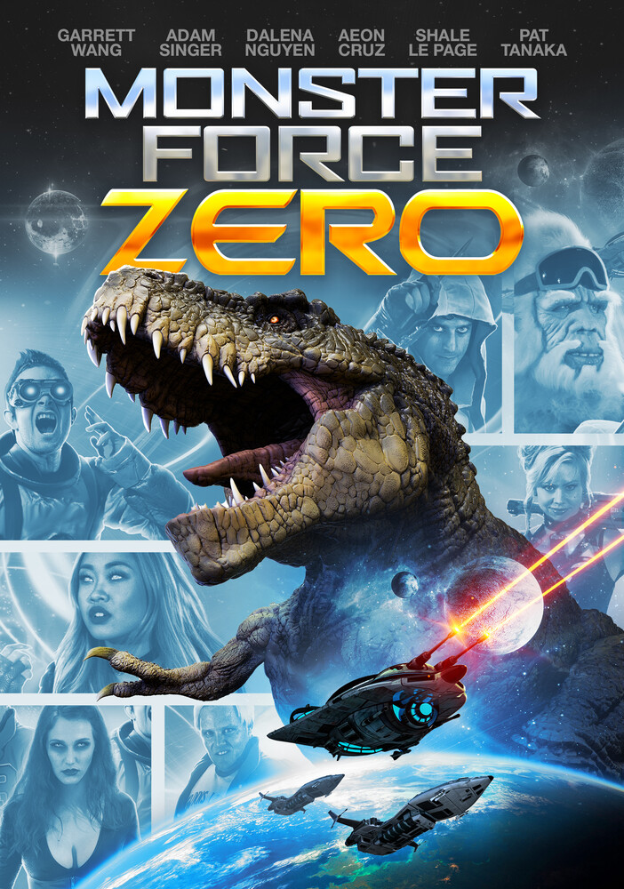 Monster Force Zero DVD - Monster Force Zero