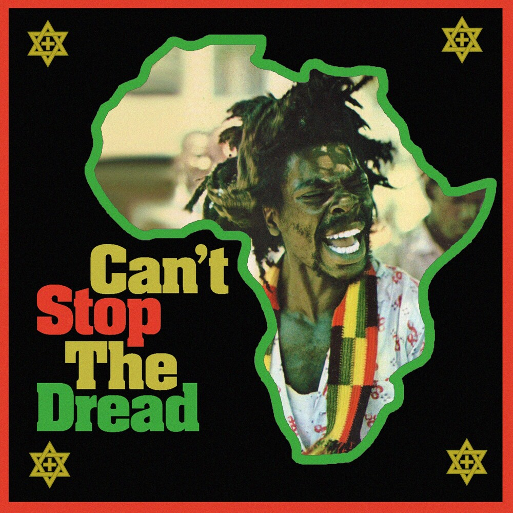 Cant Stop The Dread Original Compilation / Var - Can't Stop The Dread: Original Compilation / Various
