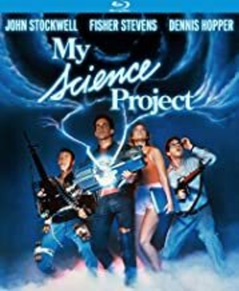 My Science Project (1985) - My Science Project (1985)