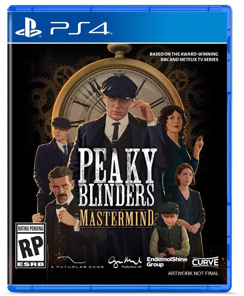 Ps4 Peaky Blinders: Mastermind - Peaky Blinders: Mastermind for PlayStation 4
