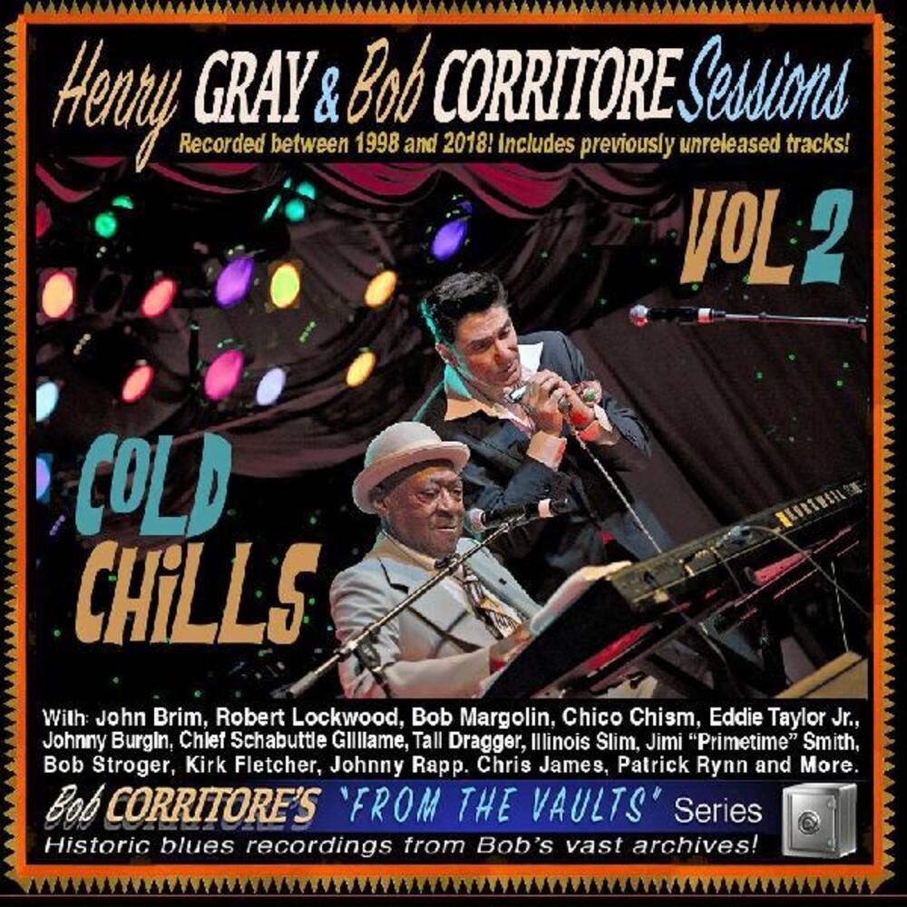 Henry Gray Corritore,Bob - Cold Chills