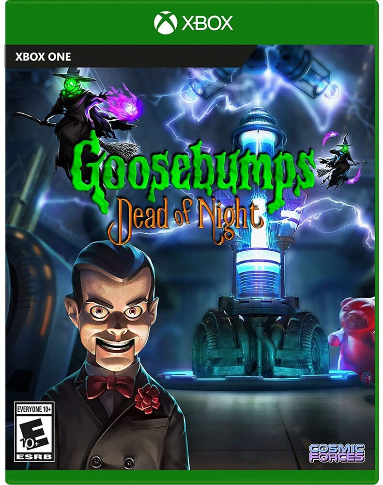 Xb1 Goosebumps: Dead of Night - Goosebumps: Dead of Night for Xbox One