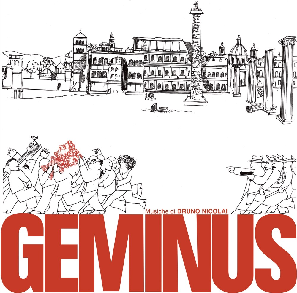 Bruno Nicolai Ita - Geminus (Original Soundtrack)