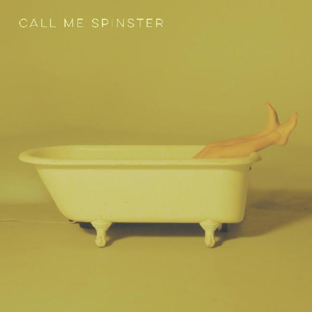 Call Me Spinster - Call Me Spinster EP [Red Vinyl]