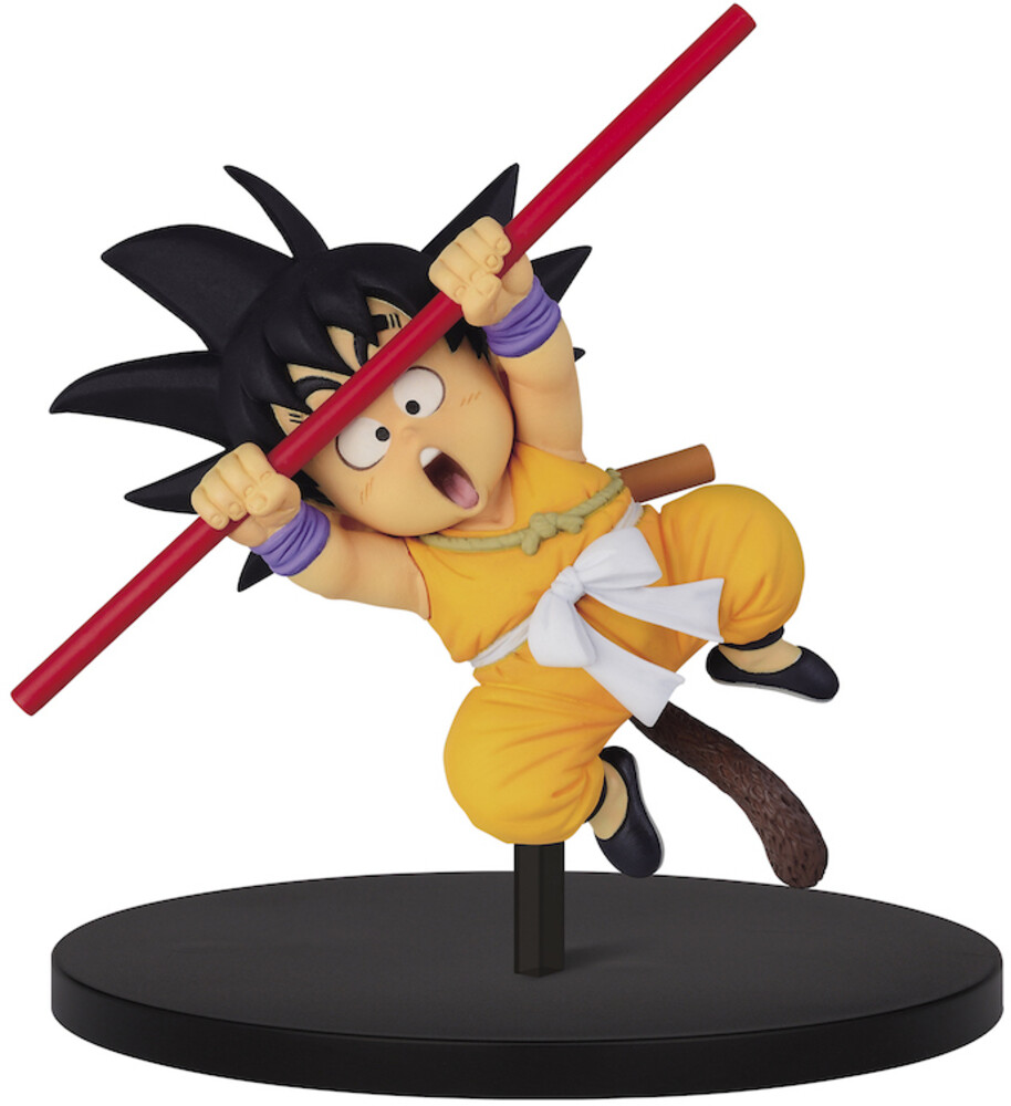Banpresto - BanPresto - Dragon Ball Super Son Goku Fes! Vol.12 Son Goku KidsFigure