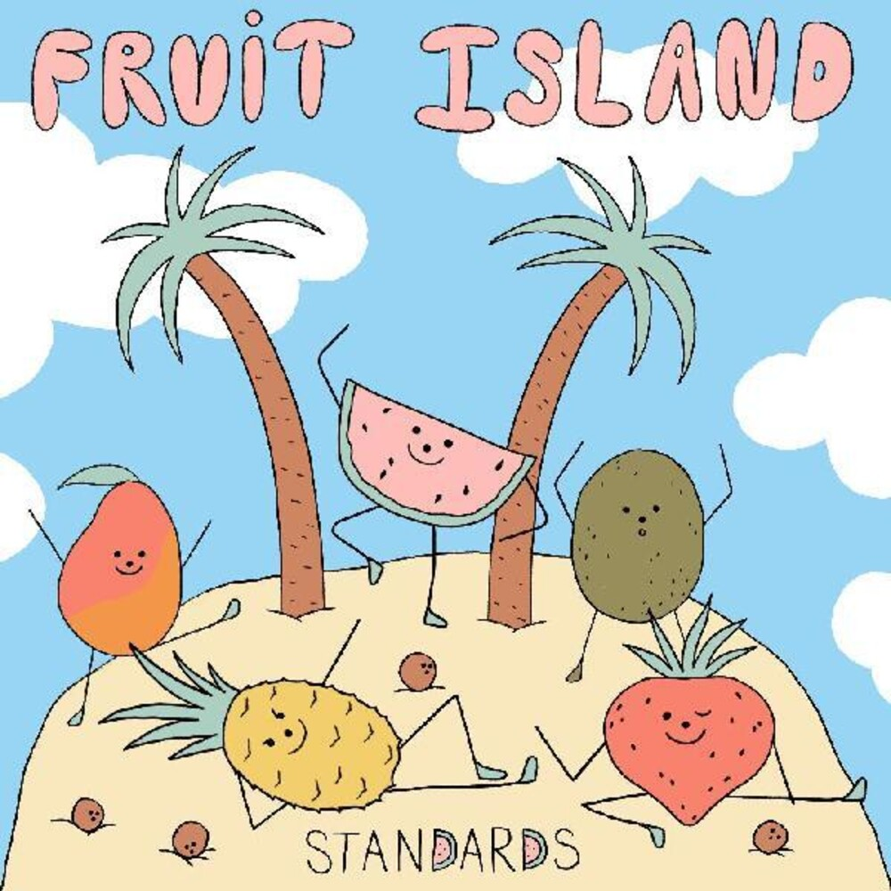 Standards - Fruit Island (Blue) [Colored Vinyl] (Wht)