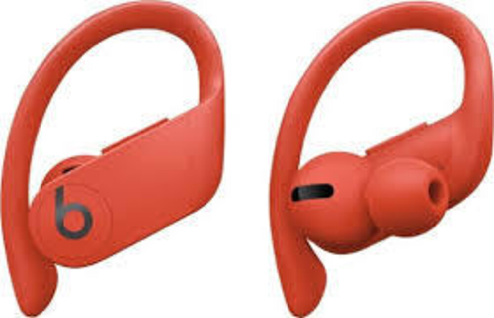 Beats Powerbeats Pro Totally Wrls Bt Erphns Lv Red - Beats Powerbeats Pro Totally Wireless Bluetooth Earphones (Lava Red)