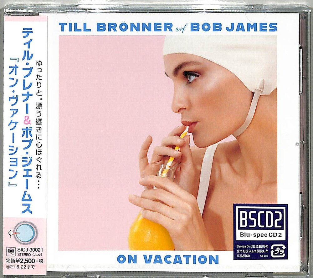 Till Bronner / James,Bob - On Vacation (Blu-Spec CD2)