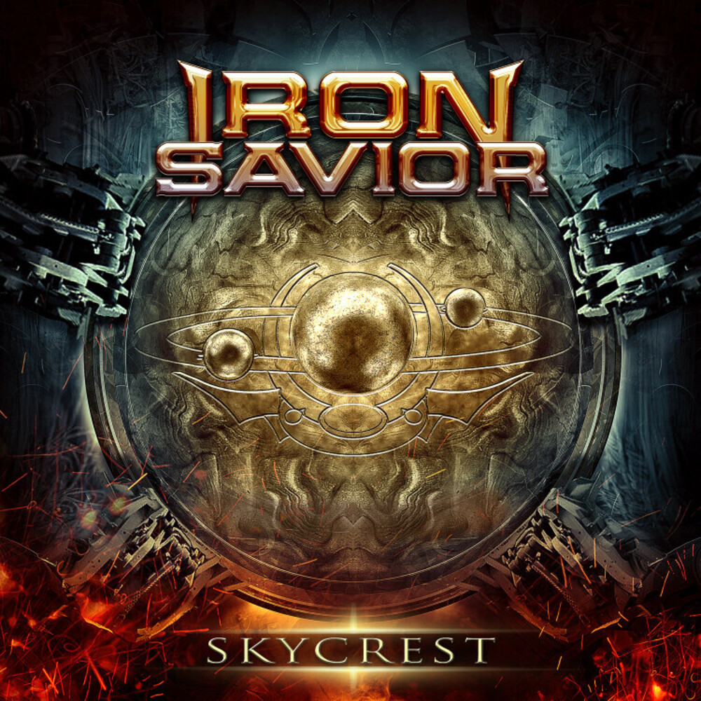 Iron Savior - Skycrest [Digipak]