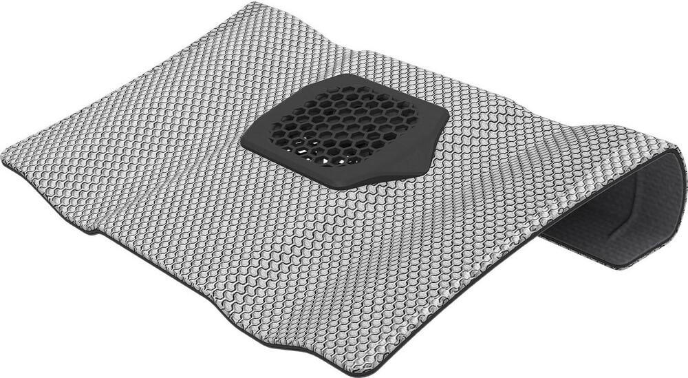 Allsop 30529 Sub-Zero Laptop Platform W/Fan Gry Bk - Allsop 30529 Sub-Zero Laptop Platform Fan Cooled (Grey/Black)