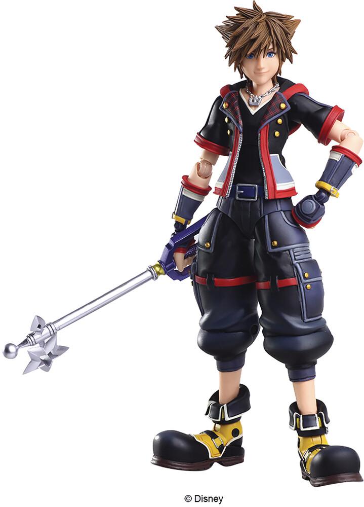 Square Enix - Square Enix - Kingdom Hearts III Bring Arts Sora Action Figure Version2