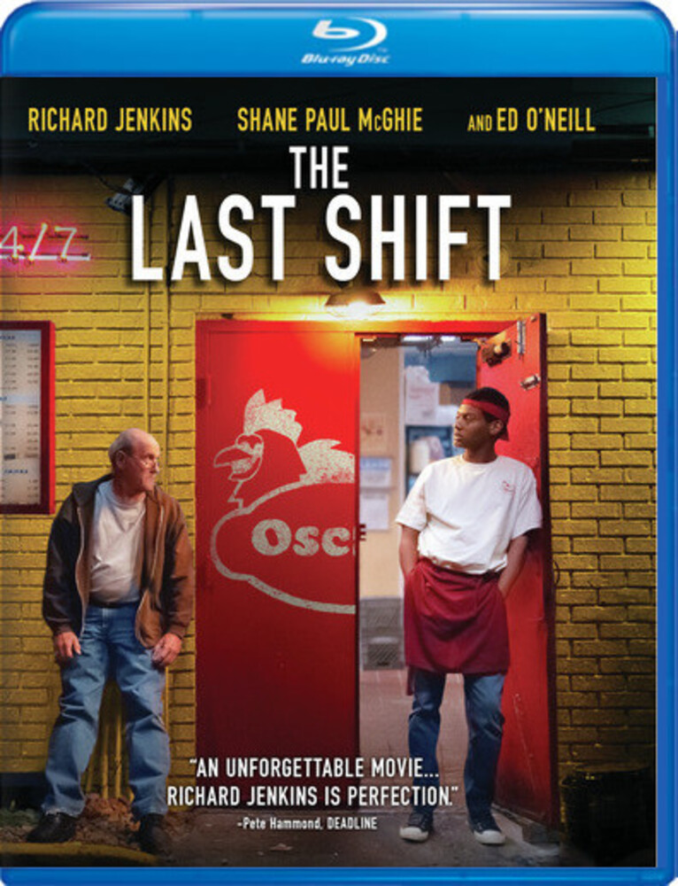 Last Shift - The Last Shift