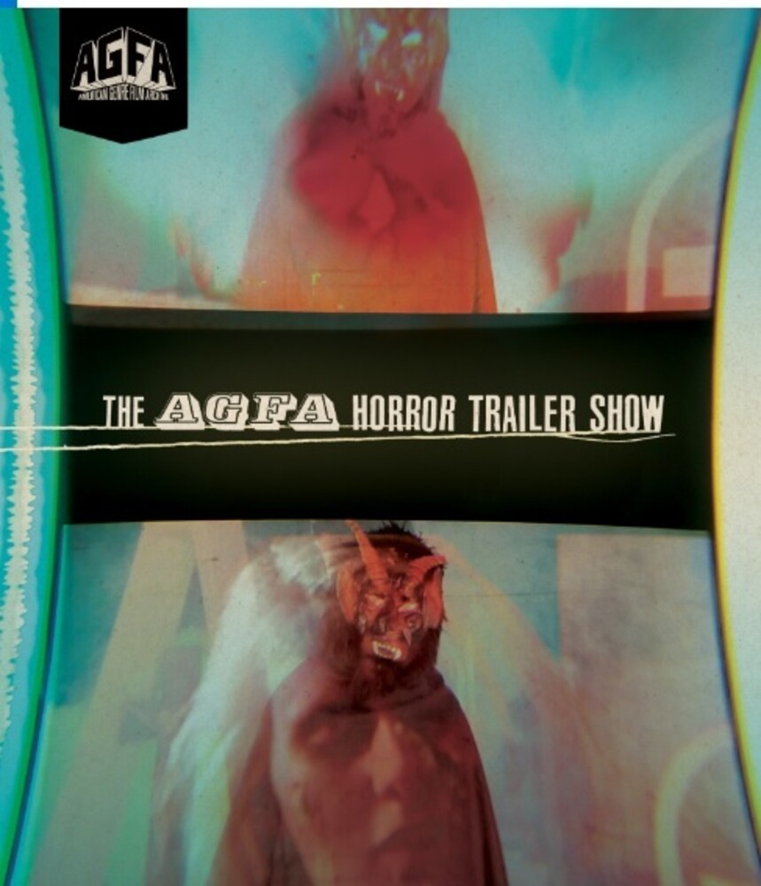 Agfa Horror Trailer Show - The AGFA Horror Trailer Show