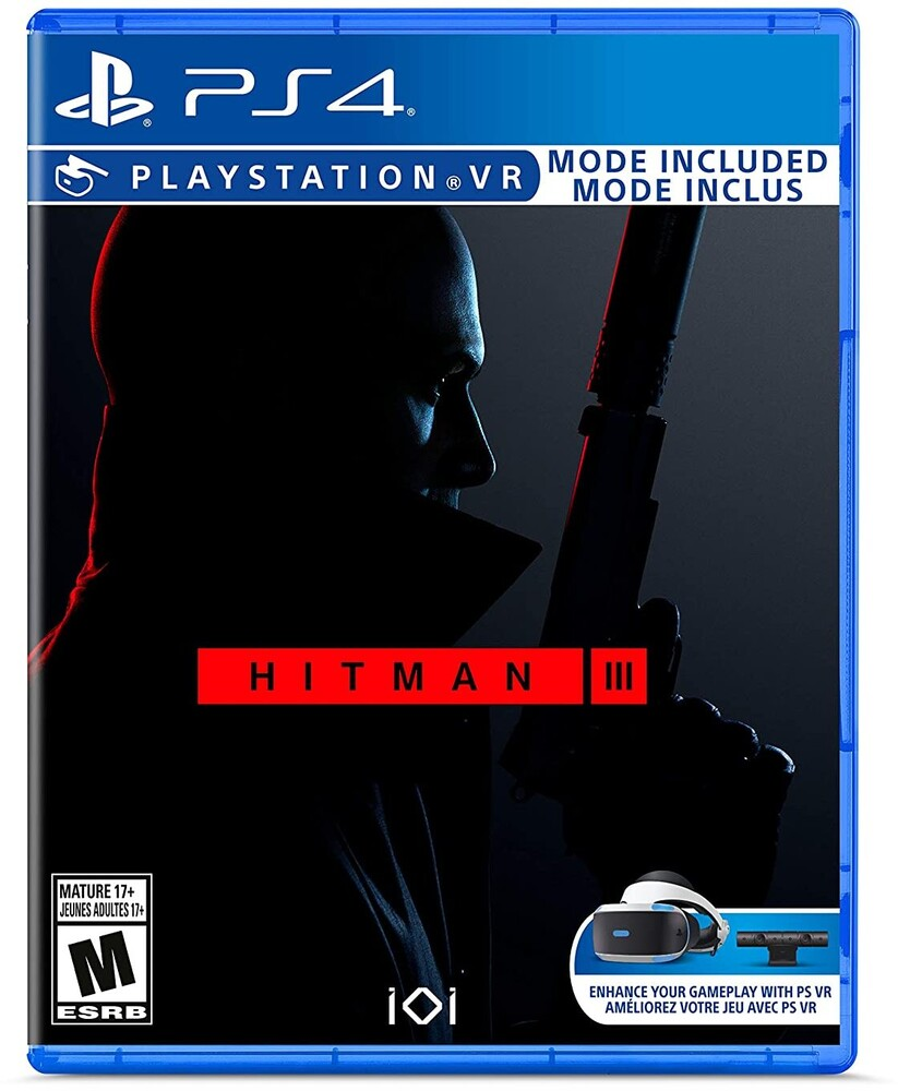 Ps4 Hitman 3 - Hitman 3 for PlayStation 4