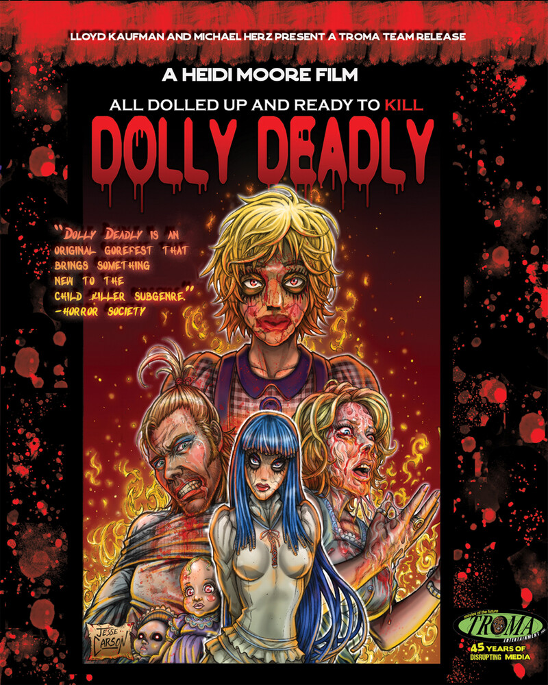 Dolly Deadly - Dolly Deadly
