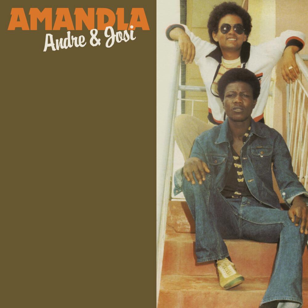 Andre & Josi - Amandla (Clear Vinyl) [Clear Vinyl]