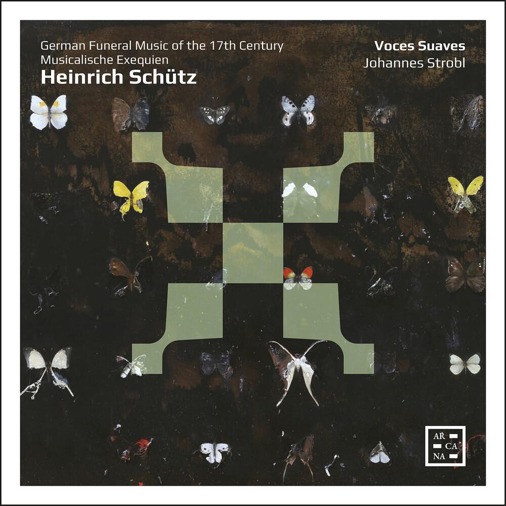 Schutz / Voces Suaves / Strobl - Musicalische Exequien