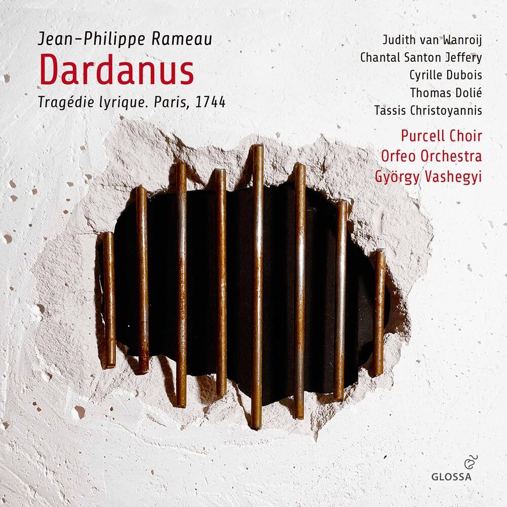 Rameau / Vashegyi / Orfeo Orchestra - Dardanus