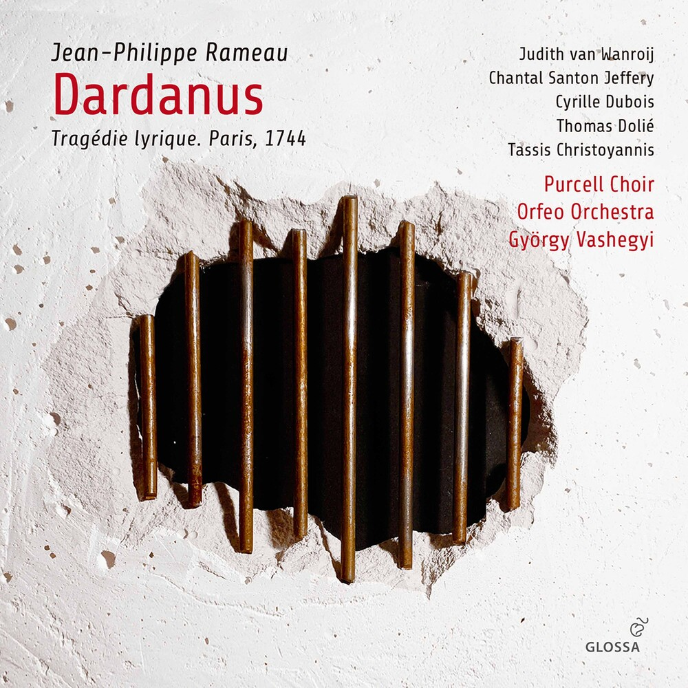 Rameau / Vashegyi / Orfeo Orchestra - Dardanus (3pk)