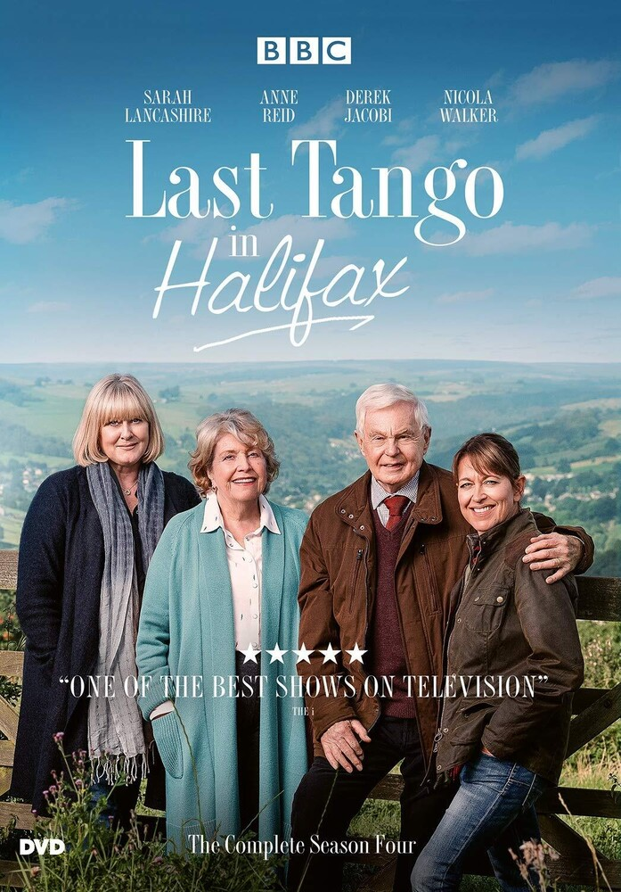 Last Tango in Halifax: Season Four - Last Tango In Halifax: Season Four