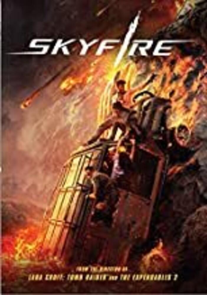 Skyfire DVD - Skyfire