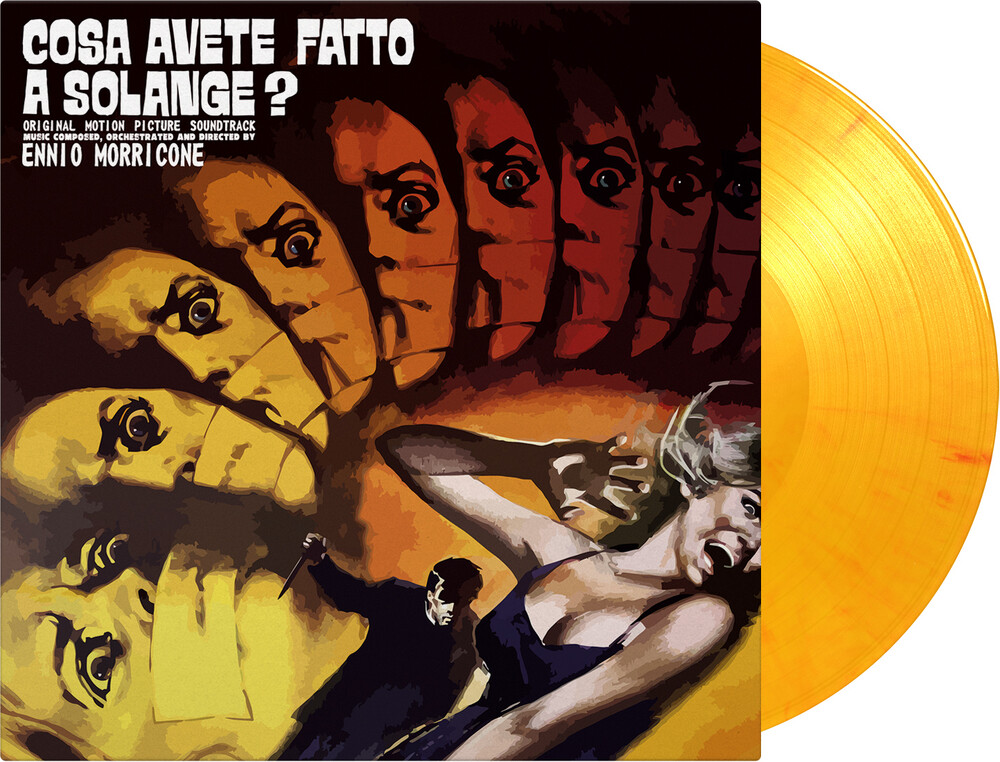 Ennio Morricone  (Colv) (Ltd) (Ogv) - Cosa Avete Fatto A Solange? / O.S.T. [Colored Vinyl] [Limited Edition]