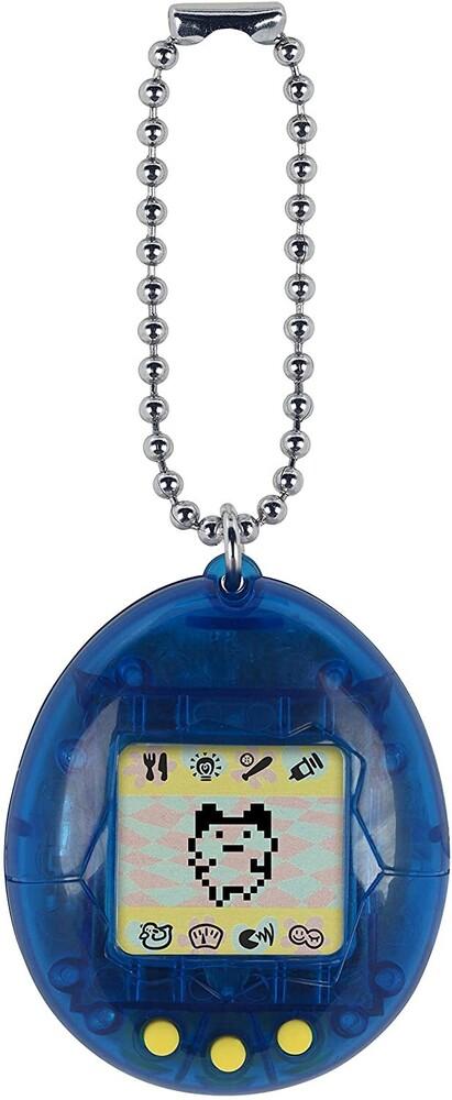 Tamagotchi - Bandai America - Original Tamagotchi, Translucent Blue