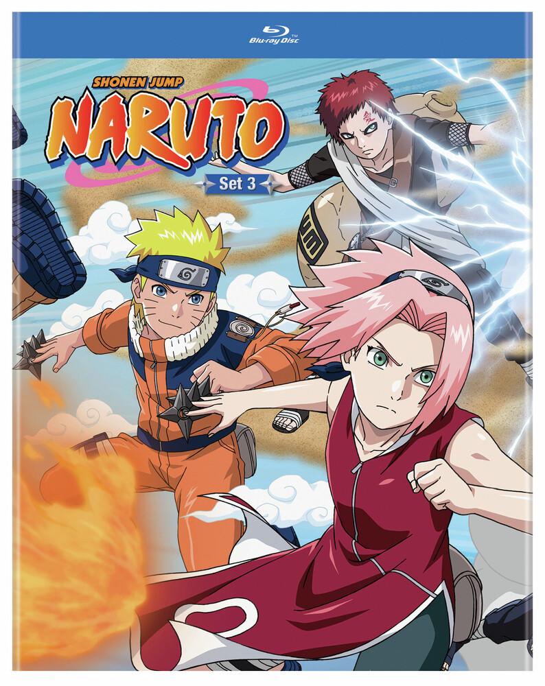 Naruto: Set 3 - Naruto: Set 3