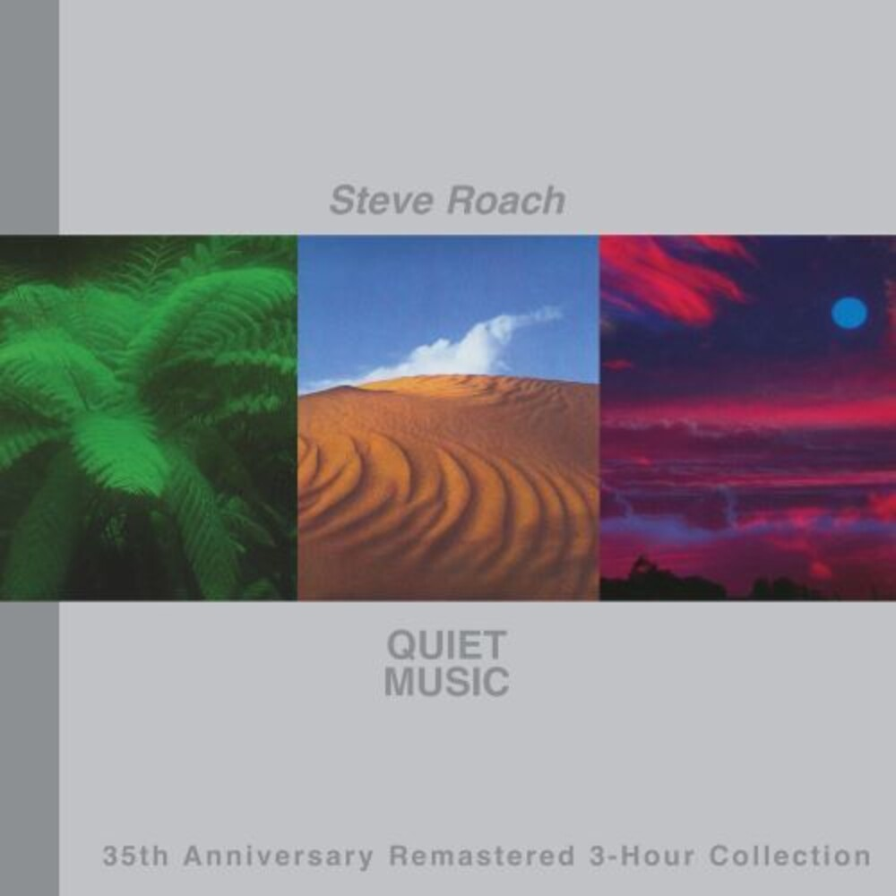 Steve Roach - Quiet Music (35th Anniversary Remastered 3-Hour