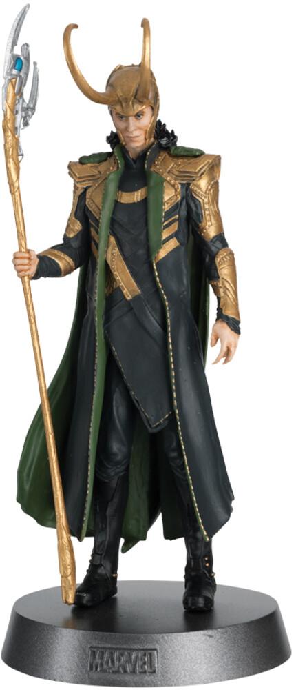 Avengers - Eaglemoss - Avengers - Loki (Avengers)