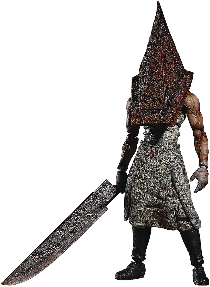 Good Smile Company - Good Smile Company - Silent Hill 2 Red Pyramid Thing Figma ActionFigure