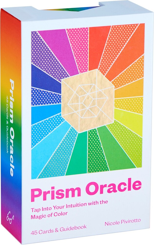 - Prism Oracle: Tap into Your Intuition with the Magic of Color