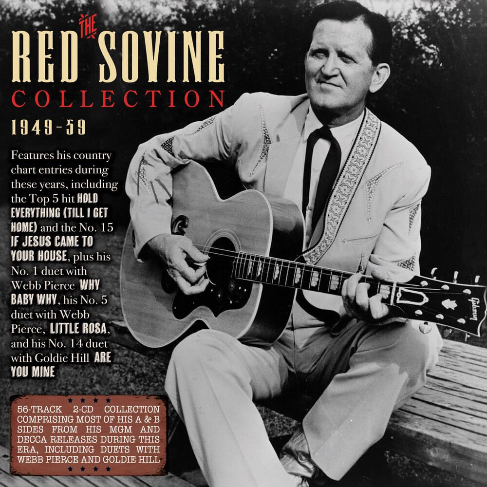 Red Sovine - Collection 1949-59