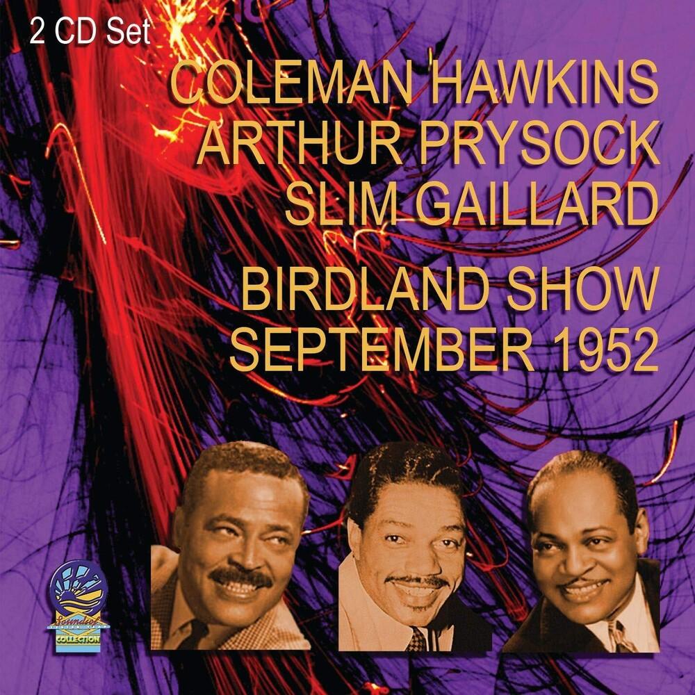 Coleman Hawkins  / Prysock,Arthur - Birdland Show