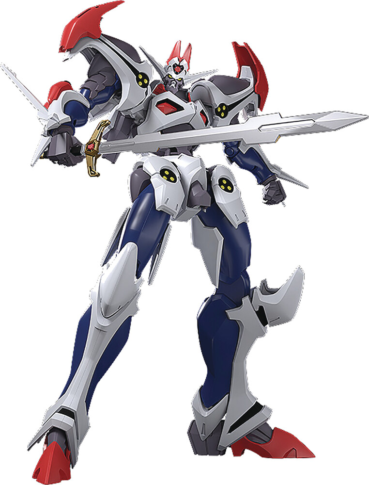 - Hyper Combat Unit Dangaioh Non-Scale Plastic Model