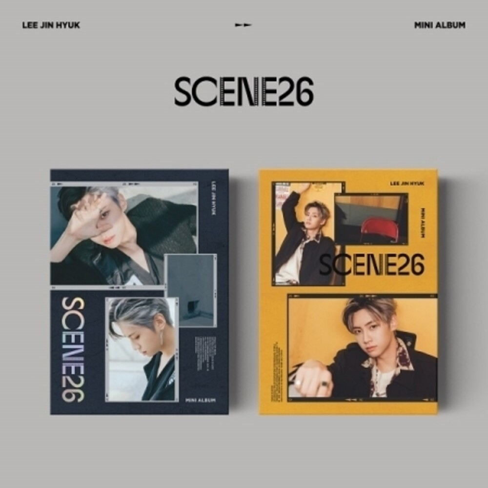 Lee Jin Hyuk - Scene26 (Post) (Stic) (Phob) (Phot) (Asia)