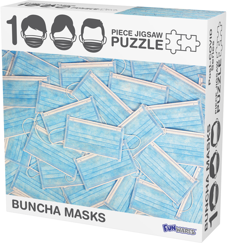 - Funwares Buncha Masks Puzzle (Puzz)