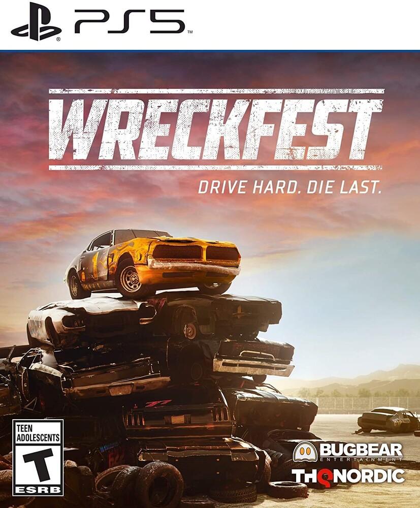 - Ps5 Wreckfest