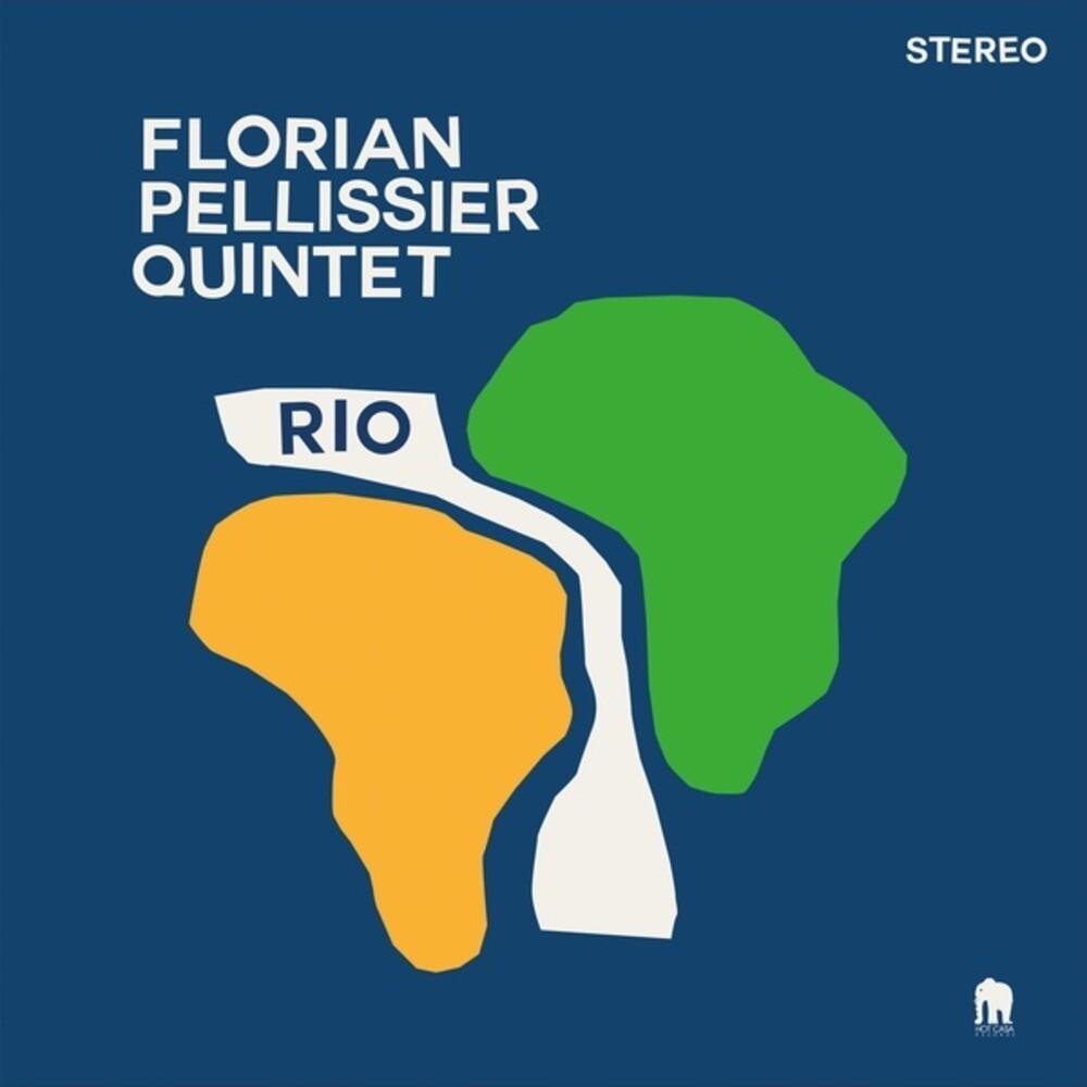 Florian Pellissier - Rio