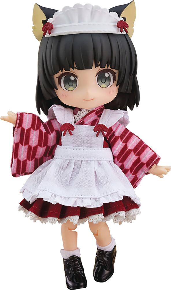 - Nendoroid Doll Catgirl Maid Sakura Af (Afig)