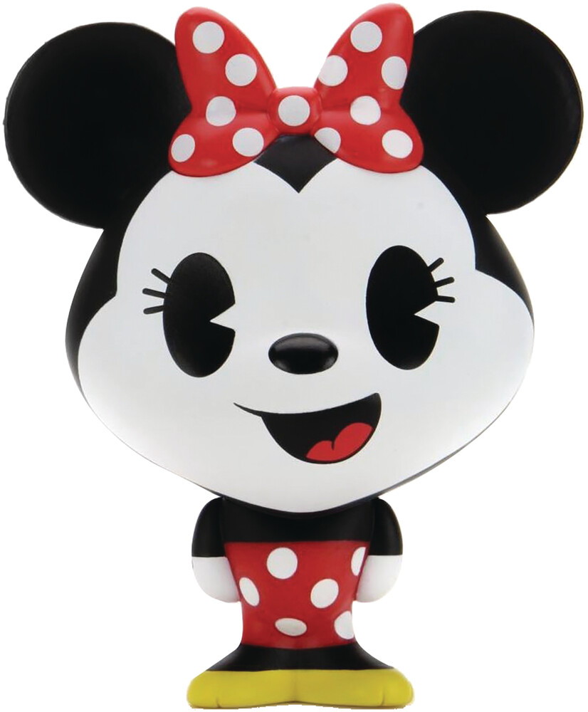 - Bhunny Minnie Mouse 4in Stylized Fig (Clcb) (Fig)