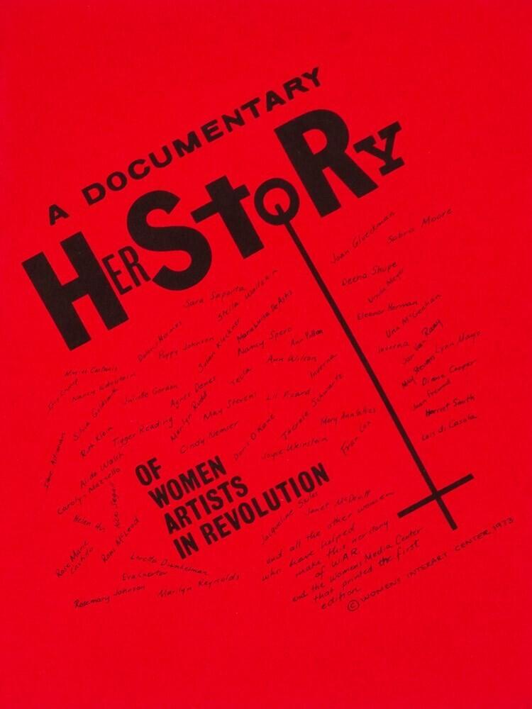 Lucy Lippard  / Glueck,Grace / Genaeur,Emily - Documentary Herstory Of Women Artists In (Ppbk)