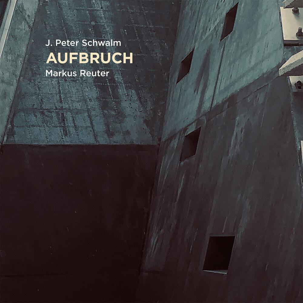 Jan-Peter Schwalm / Markus Reuter - Aufbruch (Transparent Crystal Vinyl) [Colored Vinyl]