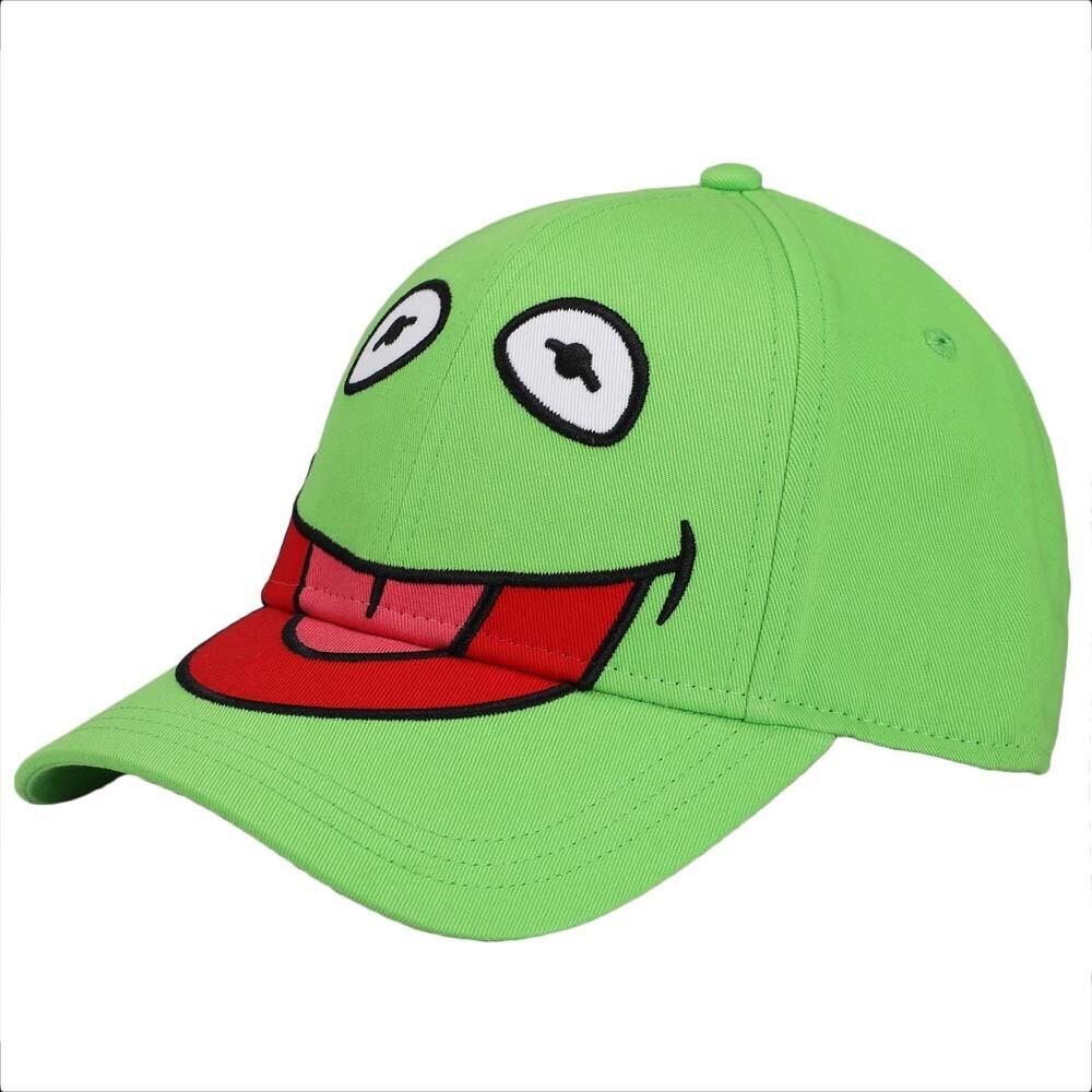 - Muppets Kermit Frog Sb Baseball Cap (Hat) (Mult)