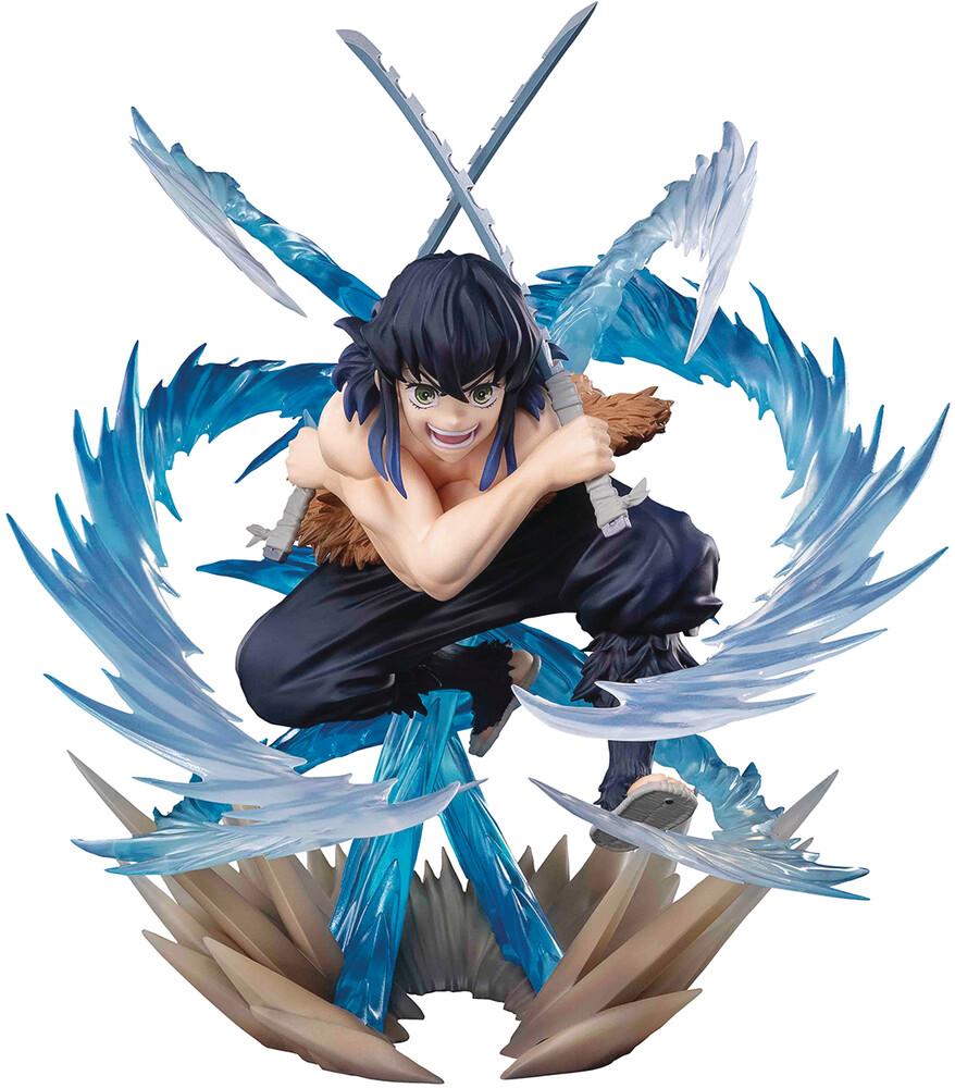 - Demon Slayer - Inosuke Hashiraba Beast Breathing