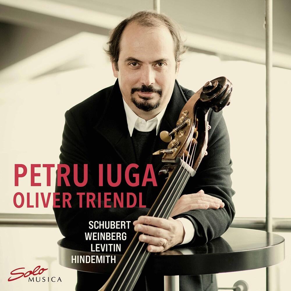 Hindemith / Iuga / Triendl - Sonatas