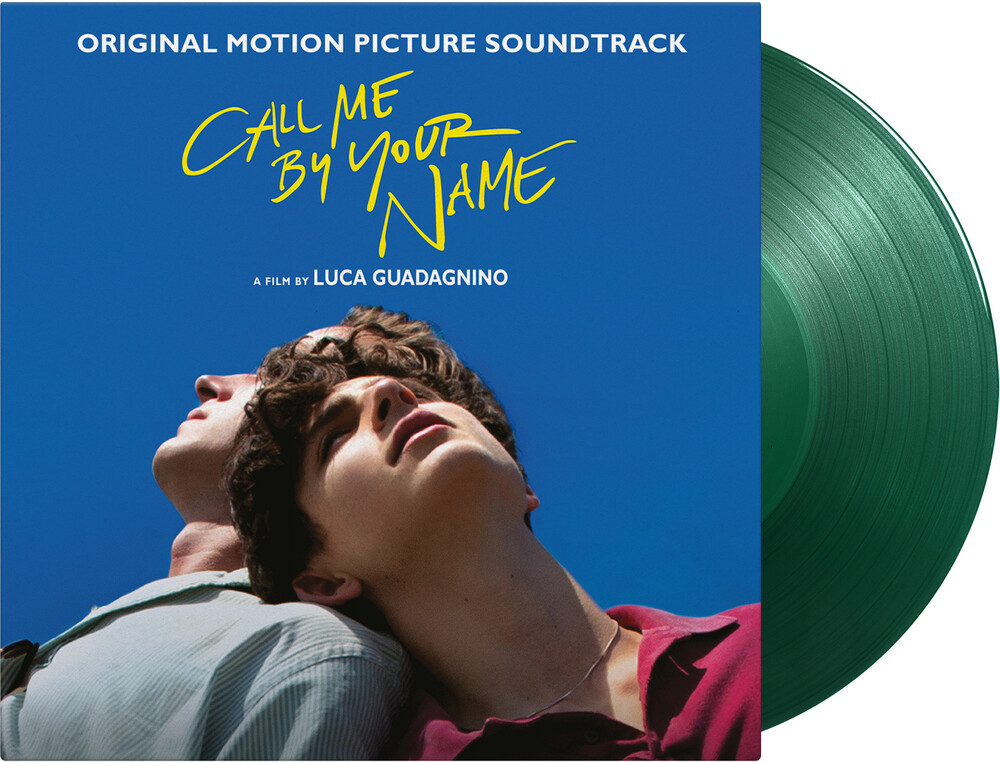 - Call Me By Your Name (Countryside Green Vinyl)