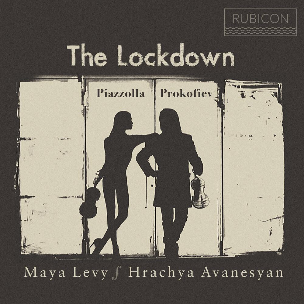 Maya Levy  / Avenesyan,Hrachya - Lockdown