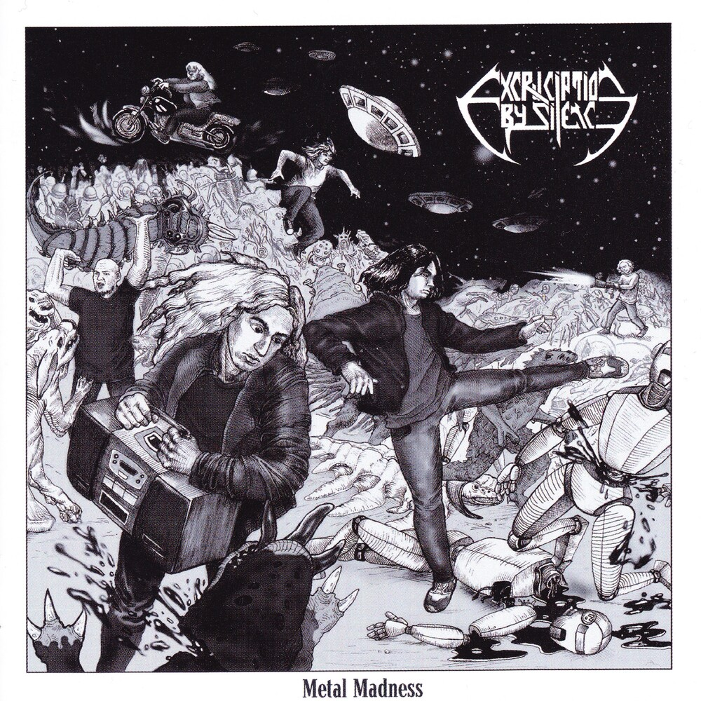 Excruciation by Silence - Metal Madness